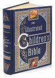 Book Cover Image. Title: The Illustrated Children's Bible (Barnes & Noble Leatherbound Classics), Author: Henry A. Sherman