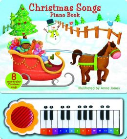 Christmas Songs Piano Book 2nd Edition