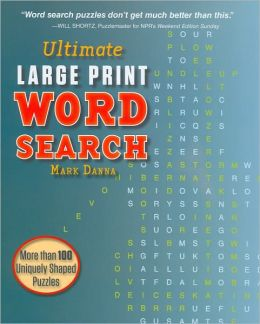 Ultimate Large Print Word Search