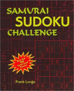 Samurai Sudoku Challenge