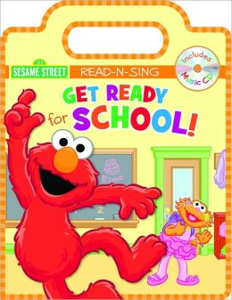 Get Ready for School with Elmo