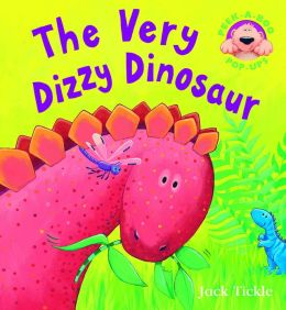 Very Dizzy Dinosaur (Book and Plush)
