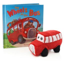 Wheels on the Bus (Book and Plush)