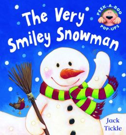 Very Smiley Snowman (Pop-Up)