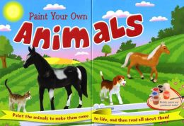 Paint Your Own Animals