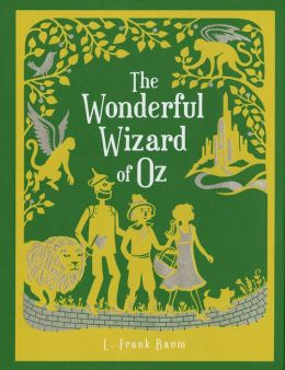 The Wonderful Wizard of Oz (PagePerfect NOOK Book)