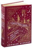 Book Cover Image. Title: A Christmas Carol and Other Christmas Stories (Barnes & Noble Collectible Editions), Author: Charles Dickens