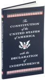 Book Cover Image. Title: The Constitution of the United States of America with the Declaration of Independence (Barnes & Noble Collectible Editions), Author: Various Authors