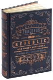 Book Cover Image. Title: The Republic and Other Dialogues (Barnes & Noble Collectible Editions), Author: Plato
