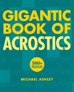 Gigantic Book of Acrostics