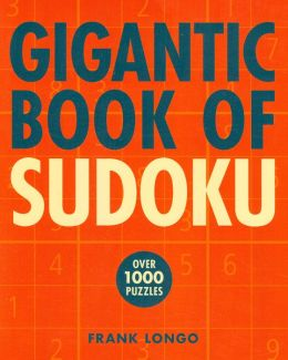 Gigantic Book of Sudoku