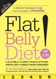 Book Cover Image. Title: Flat Belly Diet!, Author: Liz Vaccariello
