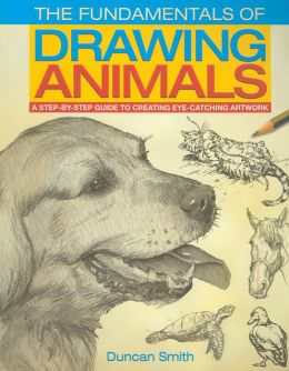Fundamentals of Drawing Animals