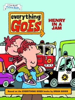 Everything Goes: Henry in a Jam (An I Can Read Picture Book)