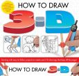 Book Cover Image. Title: How to Draw 3-D, Author: Nat Lambert