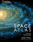 Book Cover Image. Title: Space Atlas:  Mapping the Universe and Beyond, Author: James Trefil