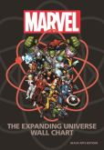 Book Cover Image. Title: Marvel Expanding Universe Wall Chart, Author: Michael Mallory