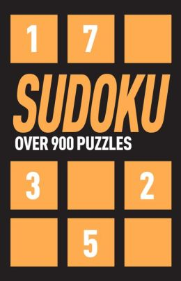 Sudoku Over 900 Puzzles