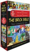 Book Cover Image. Title: The Brick Bible:  The Complete Set, Author: Brendan Powell Smith