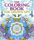 Book Cover Image. Title: Coloring Book for Grown-Ups, Author: Arcturus Publishing