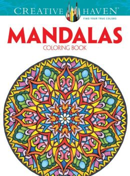 Mandalas Coloring Book By Marty Noble
