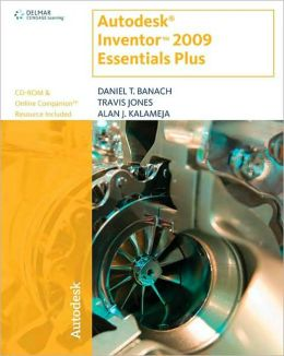 Autodesk Inventor 2009 Essentials Plus