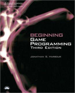 Beginning Game Programming, Third Edition