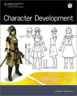 Character Development in Blender 2.5