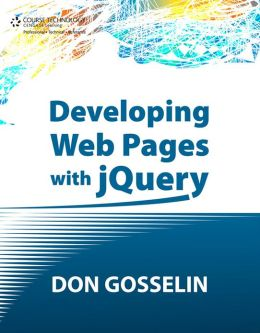 Developing Web Pages with jQuery