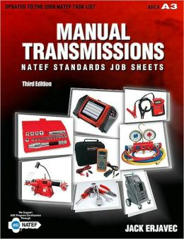 NATEF Standards Job Sheets Area A3