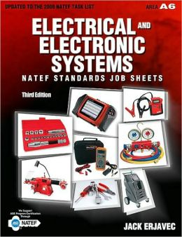 NATEF Standards Job Sheets Area A6