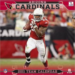 2011 Arizona Cardinals 12X12 Wall Calendar