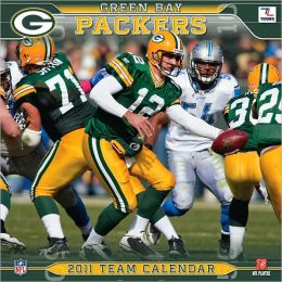 2011 Green Bay Packers 12X12 Wall Calendar