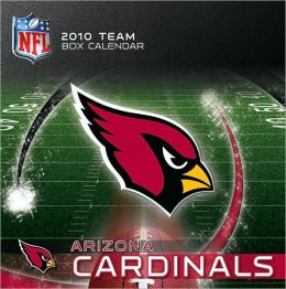 2011 Arizona Cardinals Box Calendar