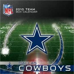2011 Dallas Cowboys Box Calendar