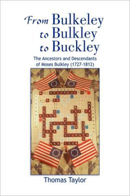 From Bulkeley To Bulkley To Buckley