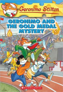 Geronimo And The Gold Medal Mystery (Turtleback School & Library Binding Edition)
