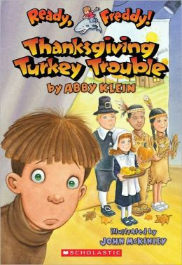 Thanksgiving Turkey Trouble (Turtleback School & Library Binding Edition)