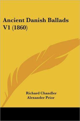 Ancient Danish Ballads V1 (1860)