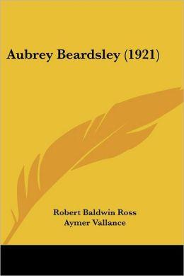 Aubrey Beardsley (1921)