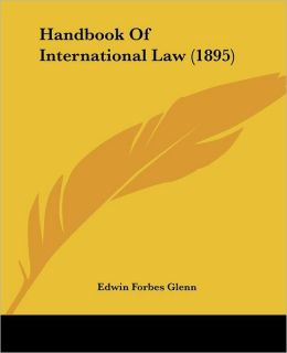 Handbook of International Law (1895)