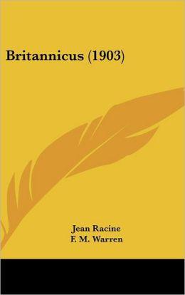 Britannicus (1903)