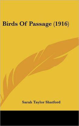 Birds of Passage (1916)
