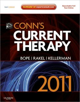 Conn's Current Therapy 2011: Expert Consult - Online and Print