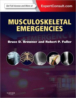 Musculoskeletal Emergencies: Expert Consult: Online and Print