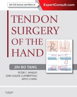 Tendon Surgery of the Hand: Expert Consult - Online and Print