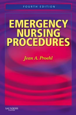Emergency Nursing Procedures