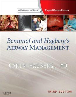 Benumof and Hagberg's Airway Management
