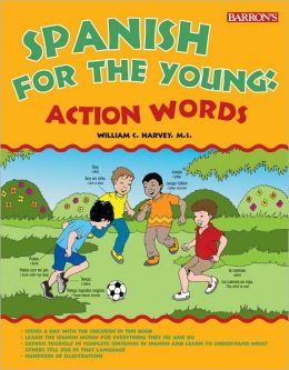 Spanish for the Young: Action Words