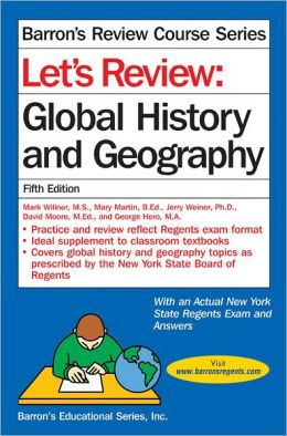 Let's Review Global History and Geography